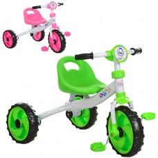 Трехколесный велосипед Prof1 Kids M 3254, EVA колеса, микс цветов