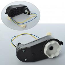Редуктор в сборе с мотором M 3995-GEAR BOX для электром M 3995, 12V