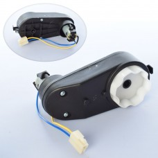 Редуктор в сборе с мотором M 4124-GEAR BOX для электром M 4124, 12V