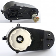 Редуктор в сборе с мотором M 4194-GEAR BOX для машины M 4194, 12V, RPM15000