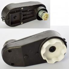 Редуктор в сборе с мотором M 4263-GEAR BOX для трактора M 4263, 6V, RPM16000