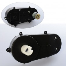 Рулевой редуктор M 4108-ST GEAR для электромоб M 4108, 12V, RPM4800, длина