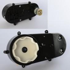 Рулевой редуктор M 4140-ST GEAR к машине M 4140, 12V, RPM5000