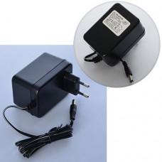 Зарядное устройство M 276263-CHARGER круглый штекер M 2762, M 2763, 12V, 1000mA