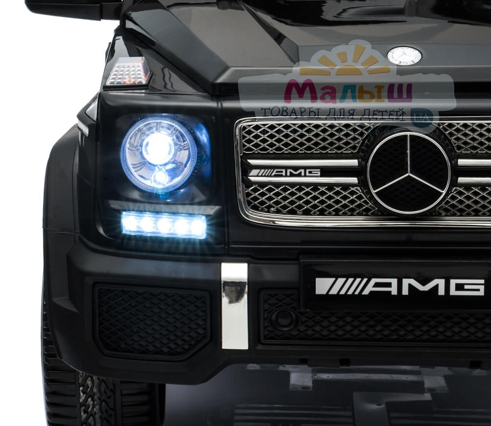 Bambi M 3567 EBLR-2 Гелендваген Mercedes G65 VIP фары включаются