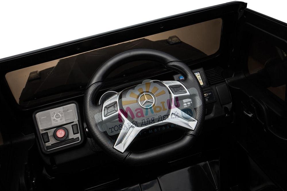 Bambi M 3567 EBLR-2 Гелендваген Mercedes G65 VIP руль MP3 подготовка