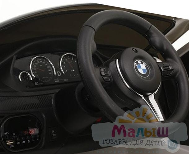 Bambi JJ 2199 EBLR-2 BMW X6M музыкальная панель руль
