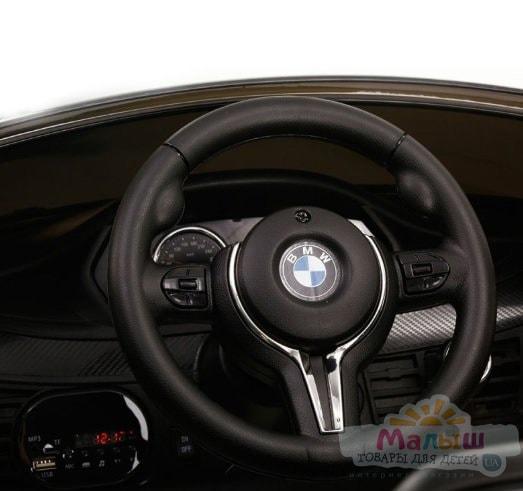 Bambi JJ 2199 EBLR-2 BMW X6M спортивный руль