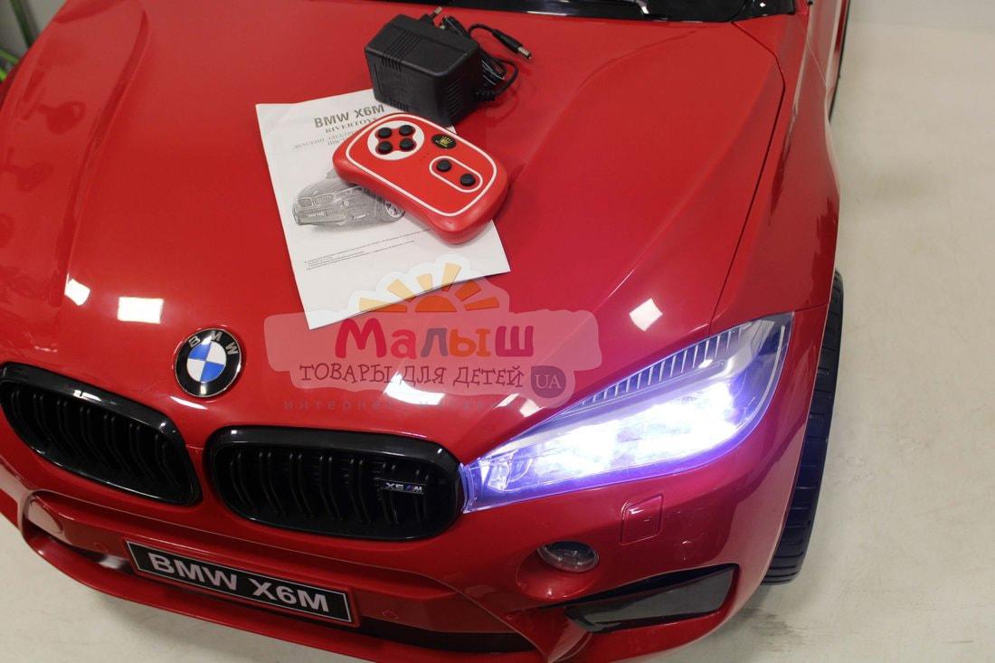 Bambi JJ 2199 EBLR-3 BMW X6M фары светятся