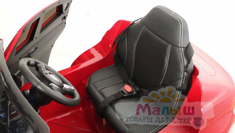Bambi JJ 2199 EBLR-3 BMW X6M кожаное сиденье