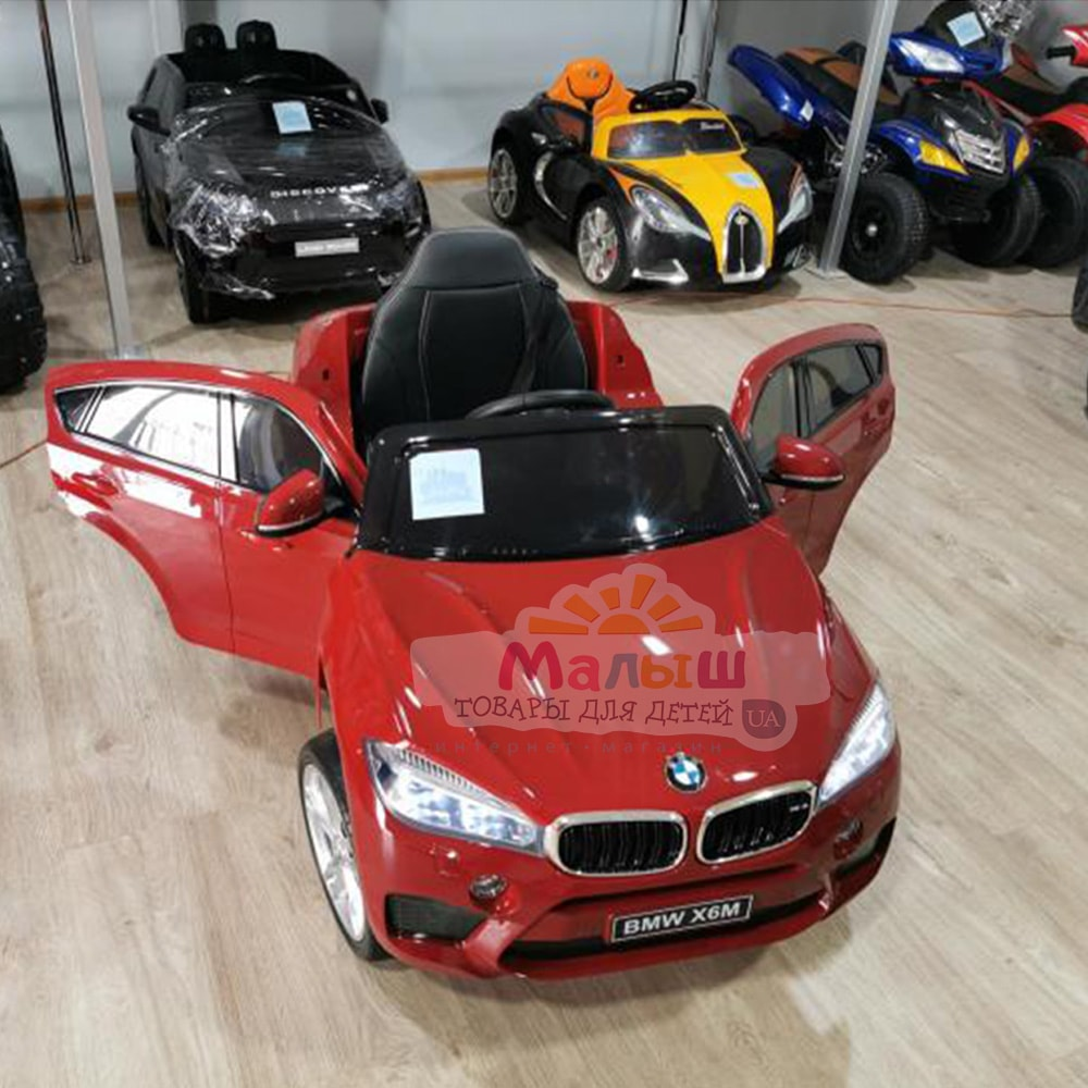 Bambi JJ 2199 EBLR-3 BMW X6M двери открываются