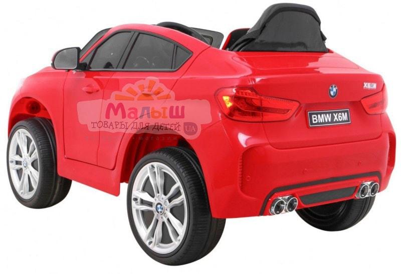 Bambi JJ 2199 EBLR-3 BMW X6M пластиковый корпус