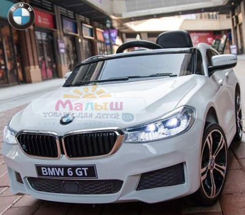 Bambi M 4194 EBLR-1 BMW 6 GT передние фары светятся