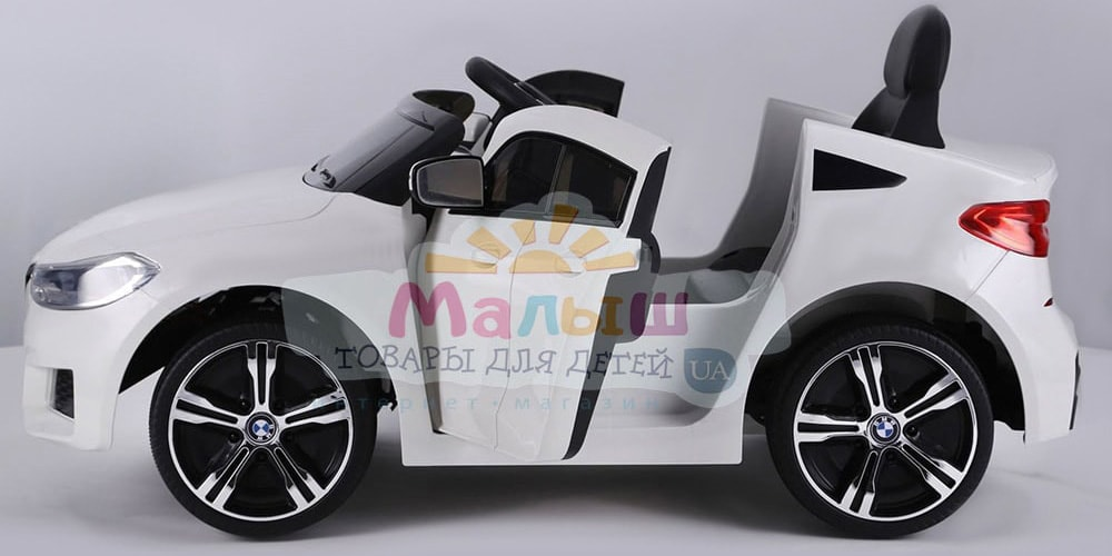 Bambi M 4194 EBLR-1 BMW 6 GT хромированные элементы корпуса и колес